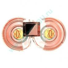 Кулер для видеокарты Thermaltake DuOrb CL-G0102 с тепловыми трубками (медный) - Подольск