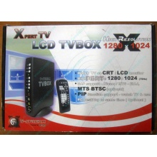 Внешний TV tuner KWorld V-Stream Xpert TV LCD TV BOX VS-TV1531R (без БП!) - Подольск