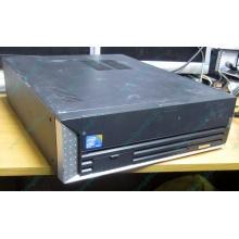 Лежачий четырехядерный компьютер Intel Core 2 Quad Q8400 (4x2.66GHz) /2Gb DDR3 /250Gb /ATX 250W Slim Desktop (Подольск)