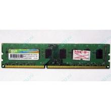 НЕРАБОЧАЯ память 4Gb DDR3 SP (Silicon Power) SP004BLTU133V02 1333MHz pc3-10600 (Подольск)