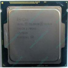 Процессор Intel Celeron G1820 (2x2.7GHz /L3 2048kb) SR1CN s.1150 (Подольск)