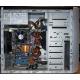 4 ядерный компьютер Intel Core 2 Quad Q6600 (4x2.4GHz) /4Gb /160Gb /ATX 450W вид сзади (Подольск)
