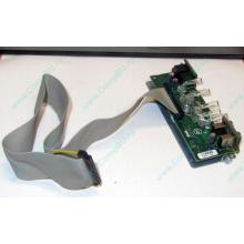 Панель передних разъемов (audio в Подольске, USB) и светодиодов для Dell Optiplex 745/755 Tower (Подольск)