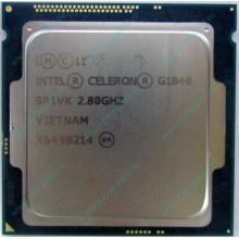Процессор Intel Celeron G1840 (2x2.8GHz /L3 2048kb) SR1VK s.1150 (Подольск)