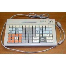 POS-клавиатура HENG YU S78A PS/2 белая (Подольск)