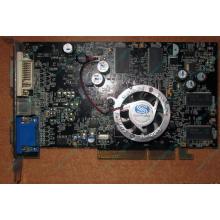 Видеокарта 256Mb ATI Radeon 9600XT AGP (Saphhire) - Подольск